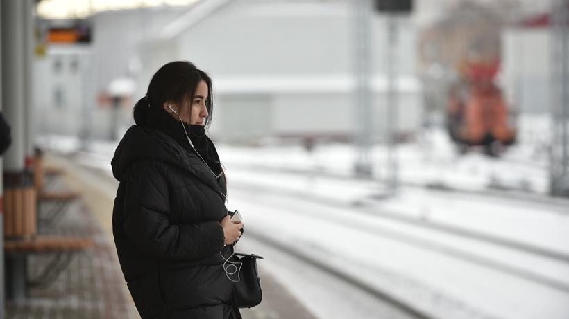 Поезда наМурманск идут без задержек, невзирая нанепогоду вмосковском регионе