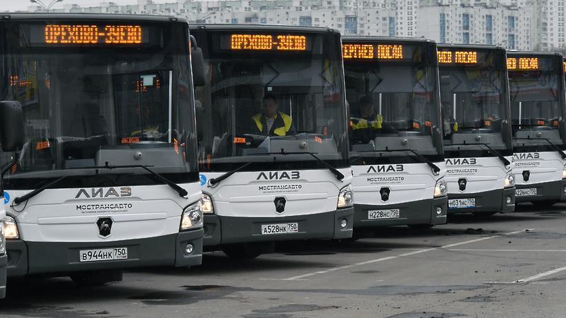 Расписание с точностью до минуты − как обновляется общественный транспорт Подмосковья–Акценты