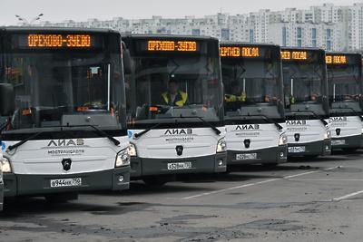 Стали известны лучшие перевозчики общественного транспорта Подмосковья за II квартал