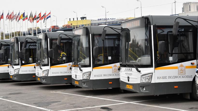 Запуск семи межрегиональных автобусных маршрутов согласован между Москвой и областью