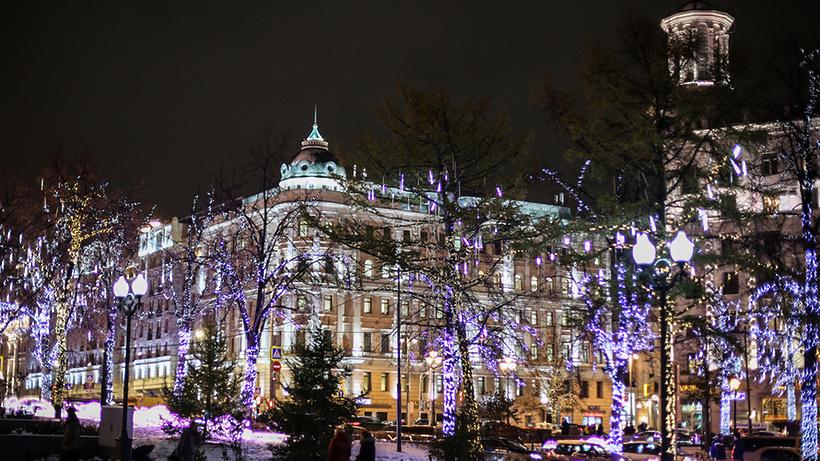 В2015-м году встолице установлено около 6 тыс. новых фонарей