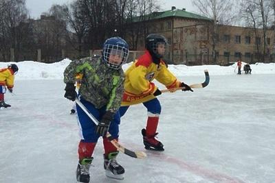Детский турнир по хоккею с мячом пройдет в Королеве в воскресенье