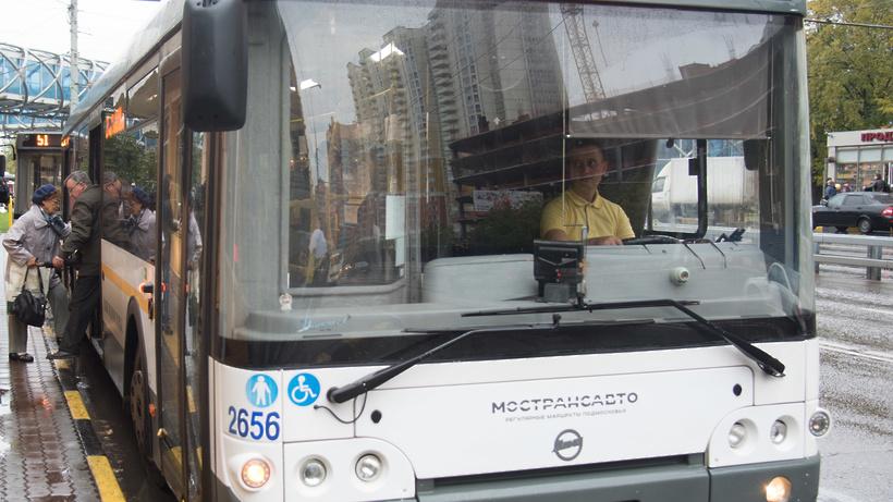 Порядка 30 автобусов направили в Коломну для нормализации транспортной ситуации