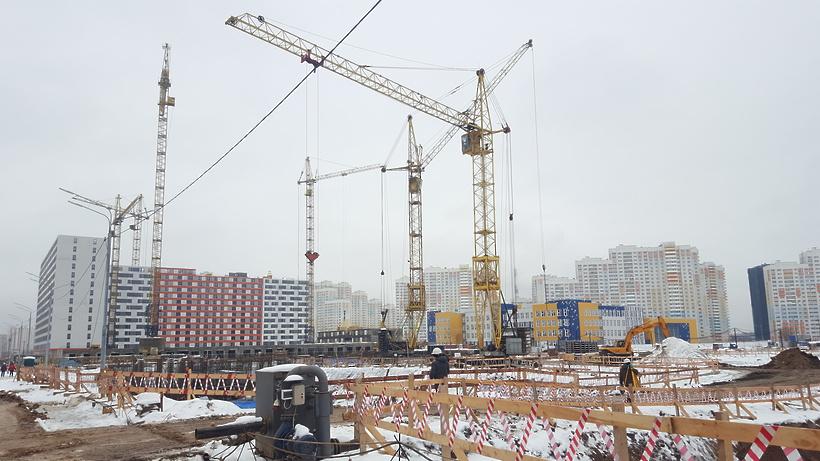 Столичные власти заверили, что 30‑этажные дома для поселенцев из хрущевок будут редкостью
