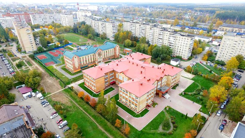 Новая гимназия в Реутове готовится к вводу в эксплуатацию