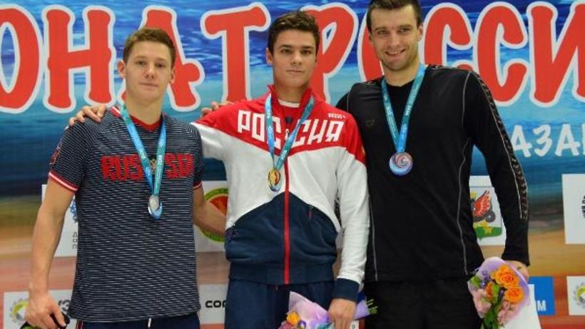 Москвичи завоевали 30 наград начемпионате Российской Федерации поплаванию