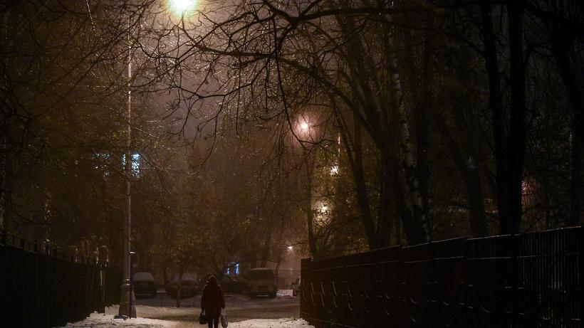 Предстоящая ночь в российской столице будет самой холодной завсю осень