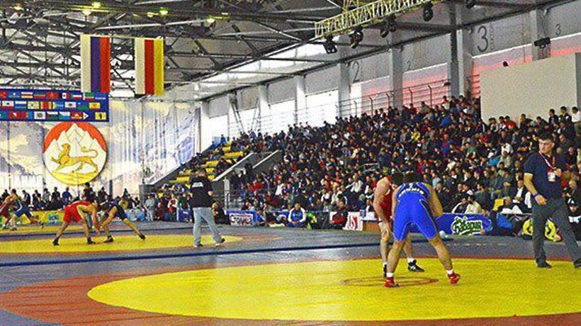 Борцы изЮжной Осетии примут участие вовсероссийском турнире