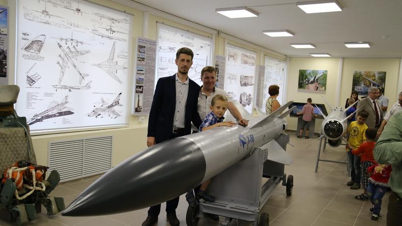 Военная техника пополнит экспозицию музея крылатых ракет в Дубне