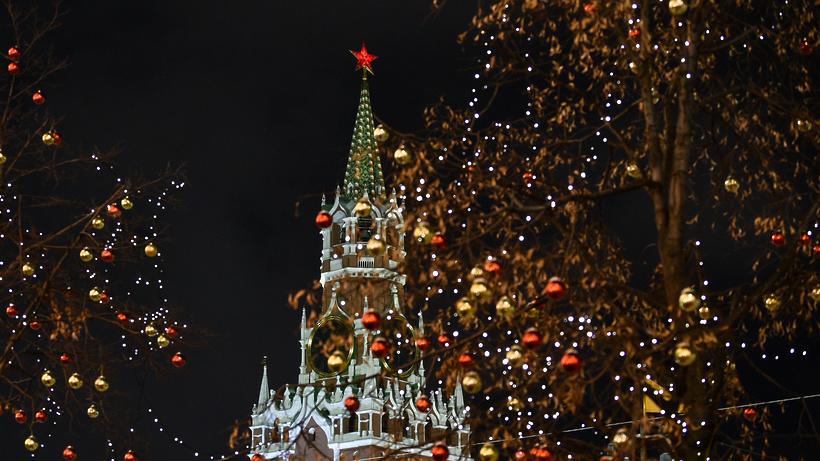 Более 130 детей примут участие в Общероссийской новогодней елке в Кремлевском дворце в понедельник