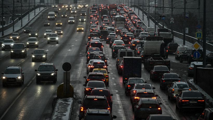 МЧС предупредило онеблагоприятных погодных условиях в российской столице для рассеивания вредных примесей