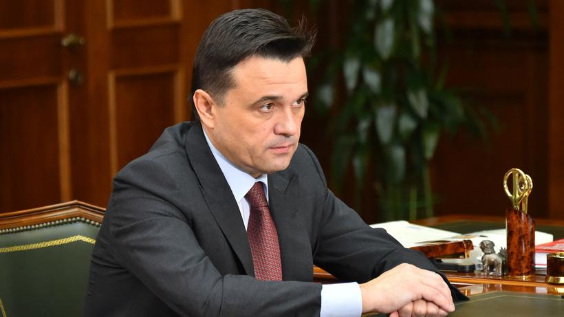 Губернатор Подмосковья вошел в топ-3 медиарейтинга глав регионов ЦФО за 2016 год
