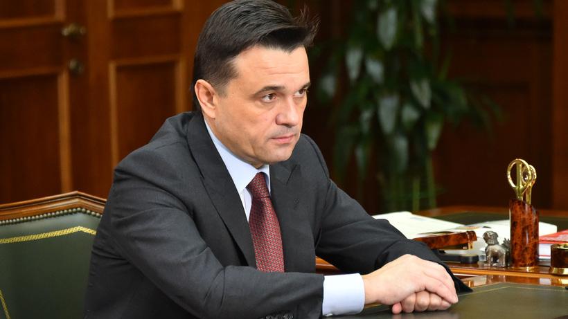 Губернатор Подмосковья вошел в тройку лидеров медиарейтинга глав регионов ЦФО в ноябре