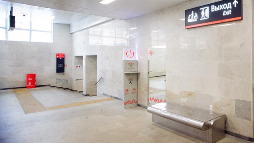 Новые лавочки напассажиров МЦК установят на15 станциях