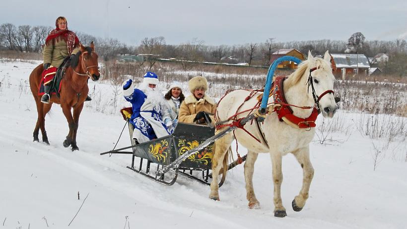 Более 2,5 млн туристов посетили Подмосковье за время новогодних каникул
