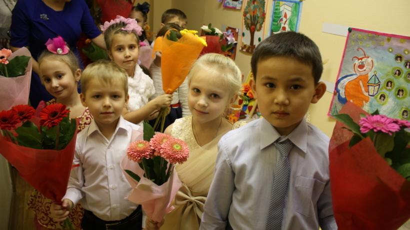 Три детских сада открылись вОдинцове