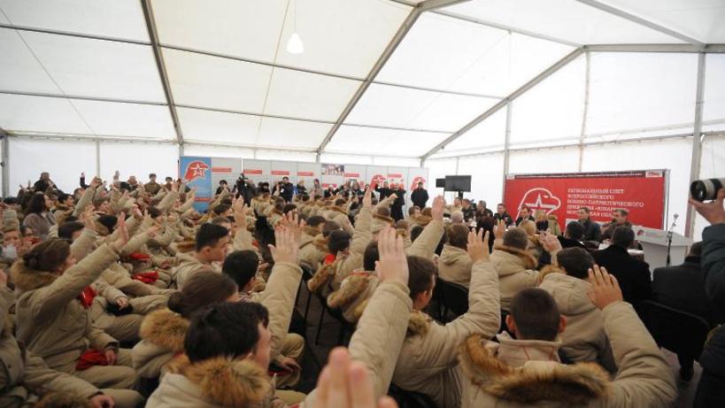Подольские юнармейцы победили в военно‑тактических играх в Черноголовке