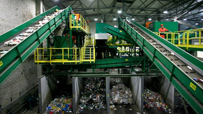 Картинки по запросу комплекс по сортировке и переработке коммунальных отходов