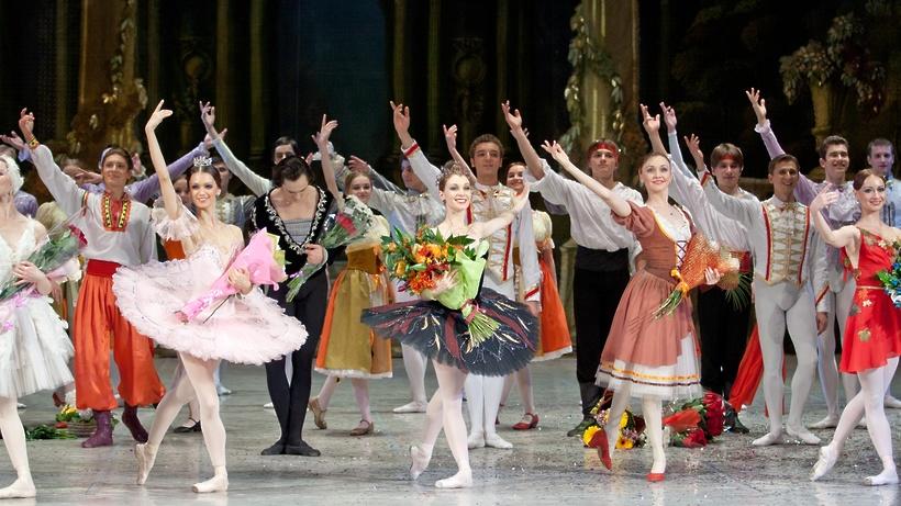 Театр «Русский балет» выступит в Сергиевом Посаде 8 Марта