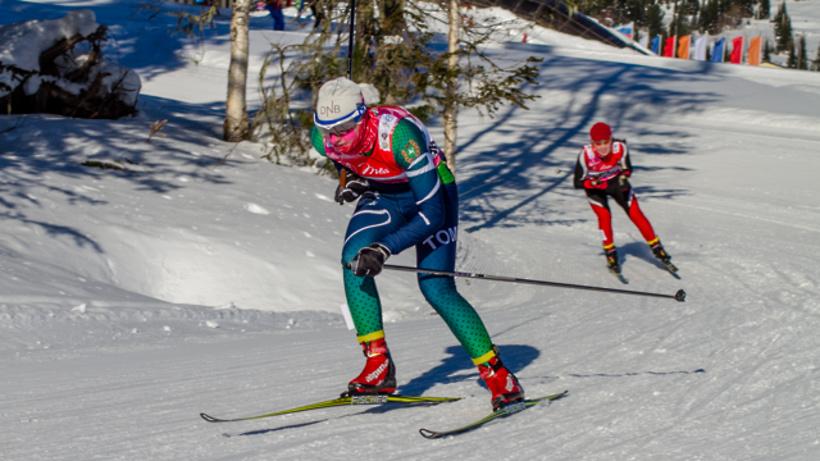 Лыжник изУдмуртии Дмитрий Япаров одержал победу серебро Континентального Кубка Восточной Европы
