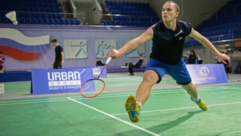Саратовский бадминтонист-олимпиец стал чемпионом Российской Федерации
