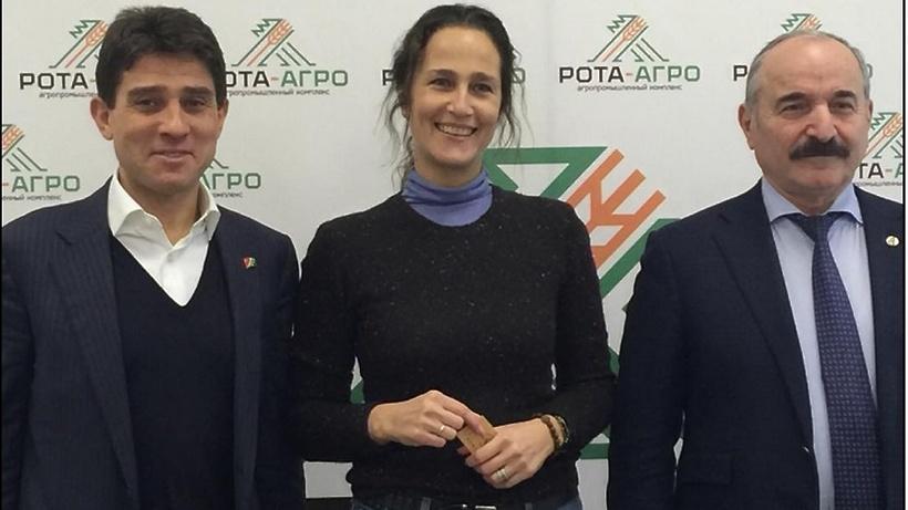 Крупнейшая в Российской Федерации молочная ферма заработала вПодмосковье