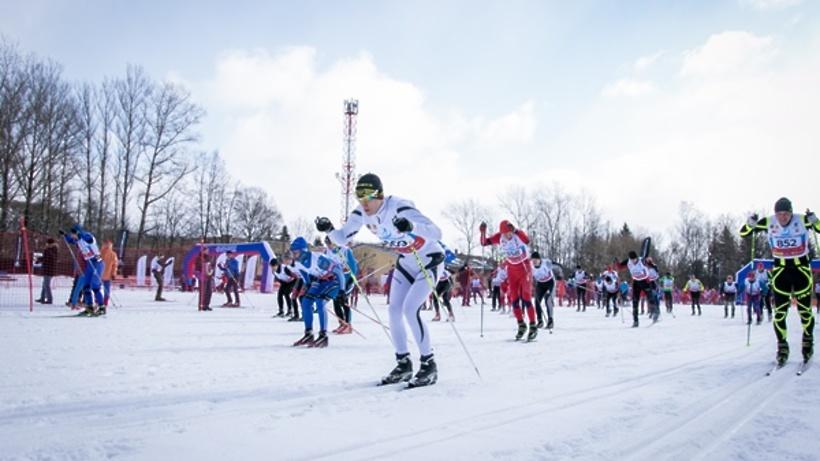 ВОдинцове пройдёт Открытый фестиваль Московской области «Новогодняя лыжня»