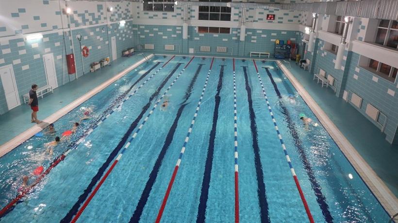 Спорткомплекс с бассейном построили в Долгопрудном – Елянюшкин