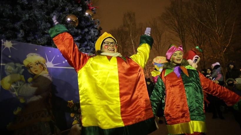 Сто пятьдесят подмосковных учреждений культуры приняли участие в конкурсе «Новогодний серпантин»