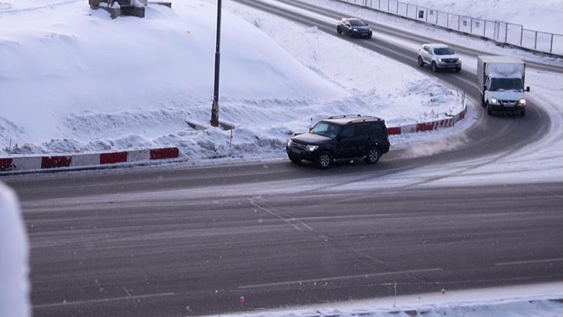 В столице откосы дорог укрепят защитным составом от действий стихии