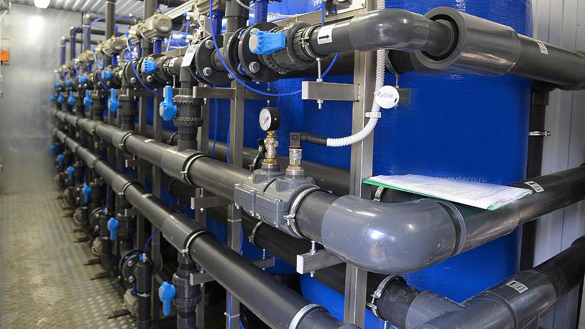 Порядка 200 объектов водоподготовки по программе «Чистая вода» введут в эксплуатацию за два года в П...