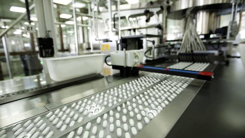 «Оболенское» построит вПодмосковье фармацевтическое предприятие за2,5 млрд руб.