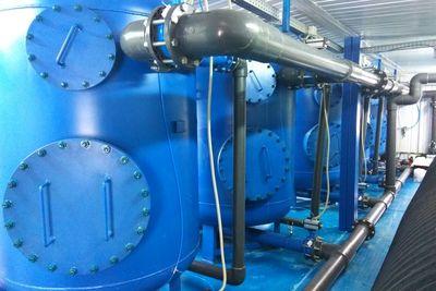 Станцию обезжелезивания воды построят в Пушкине до конца года