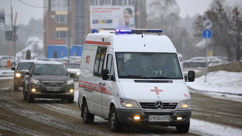 Мужчина получил перелом полового органа в российской столице вновогоднюю ночь