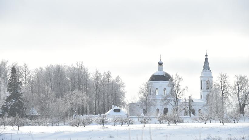 Новости Коломны   Прирост снежного покрова в московском регионе составил 1–3 см в среду Фото (Коломна)   iz zhizni kolomnyi