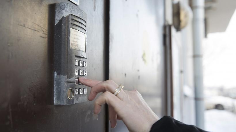 Тревожные кнопки появятся надомофонах в российской столице