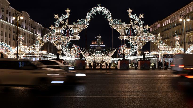 В столице кНовому году установят 268 елей