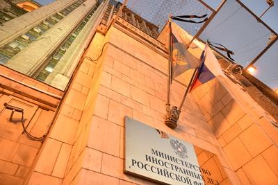 МИД РФ считает слова посла Испании в Киеве о Путине и России неприемлемыми