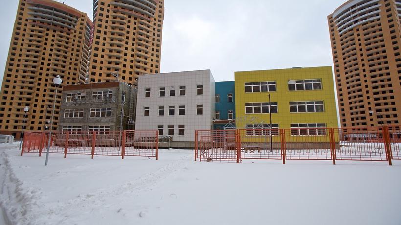 ВПодмосковье разрешили строительство 990 тыс. «квадратов» коммерческой недвижимости