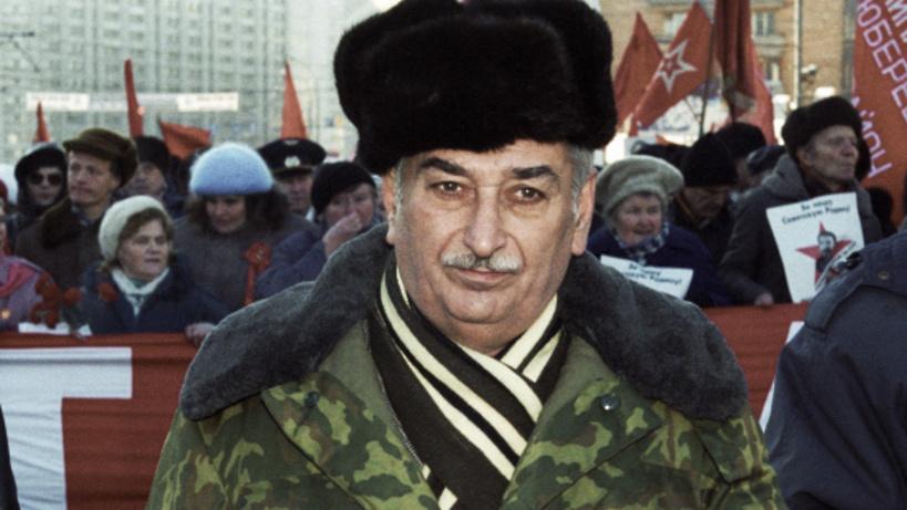 Внук Иосифа Сталина скончался в российской столице