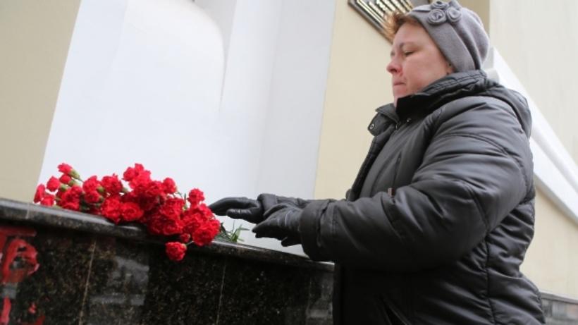 В российской столице откроют памятную доску вчесть погибших при падении Ту-154