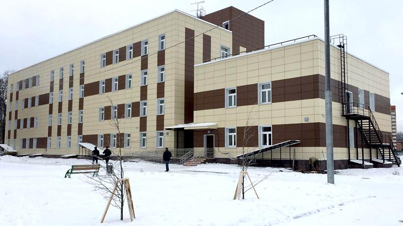 ВПавлово-Посадском районе Подмосковья отремонтировали больницу