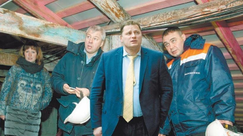 Новости в докузпаринском районе