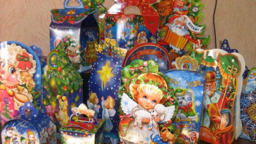 Роспотребнадзор советует при выборе сладких подарков избегать аллергенов идобавок