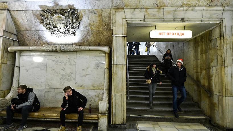 Побольшим праздникам столичная подземка может начать работать круглые сутки