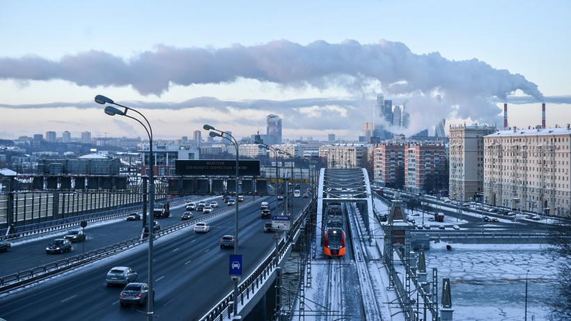 Сильные морозы в столице сменит потепление доминус 2 градусов ввыходные