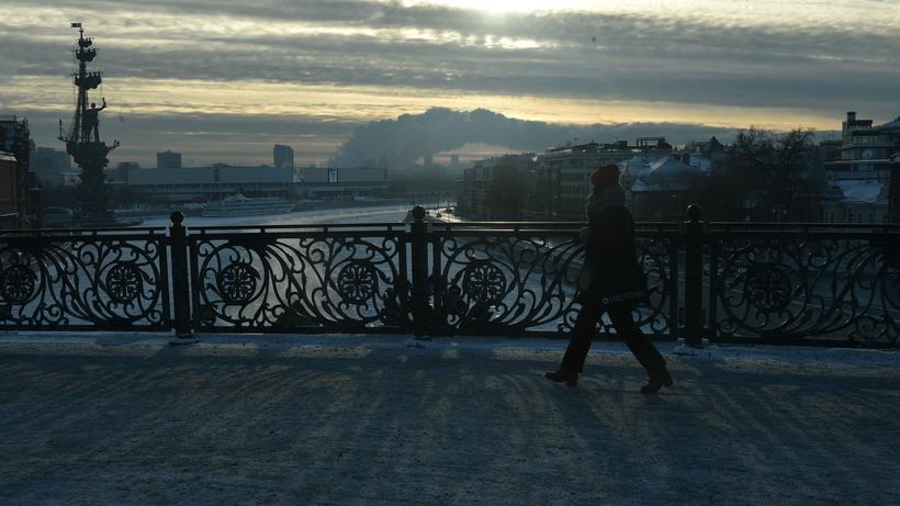 Облачная погода сохранится 24января в столице России иПодмосковье