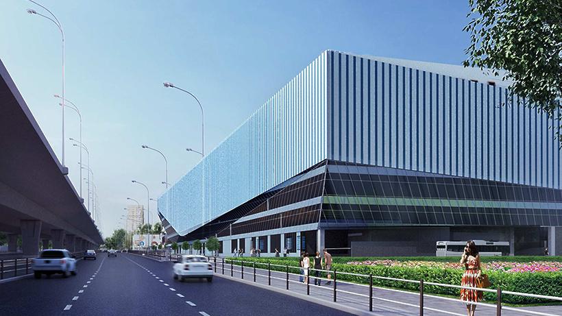 Москомархитектура утвердила дизайн-проект нового автовокзала «Щелковский»