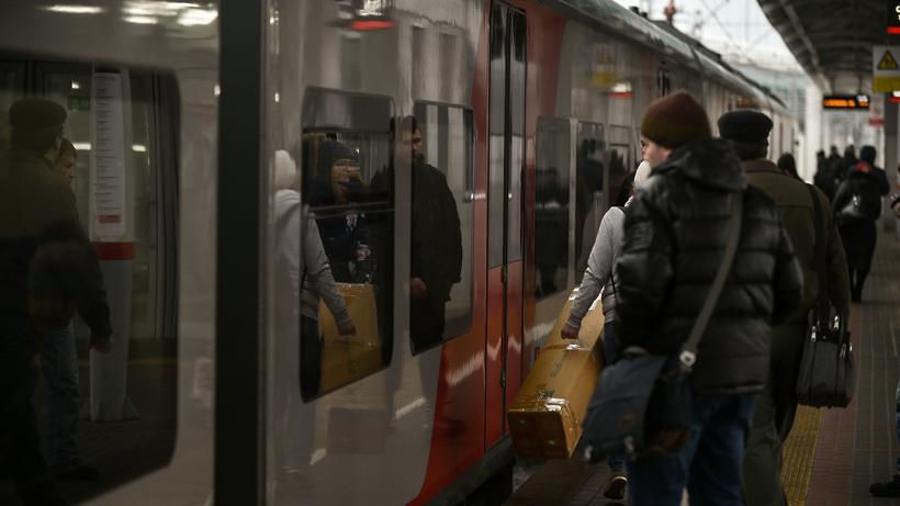 Станцией МЦК «Площадь Гагарина» воспользовались неменее 500 000 человек