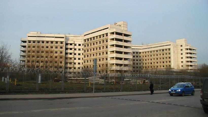 Власти столицы могут сами застроить участок наместе Ховринской клиники
